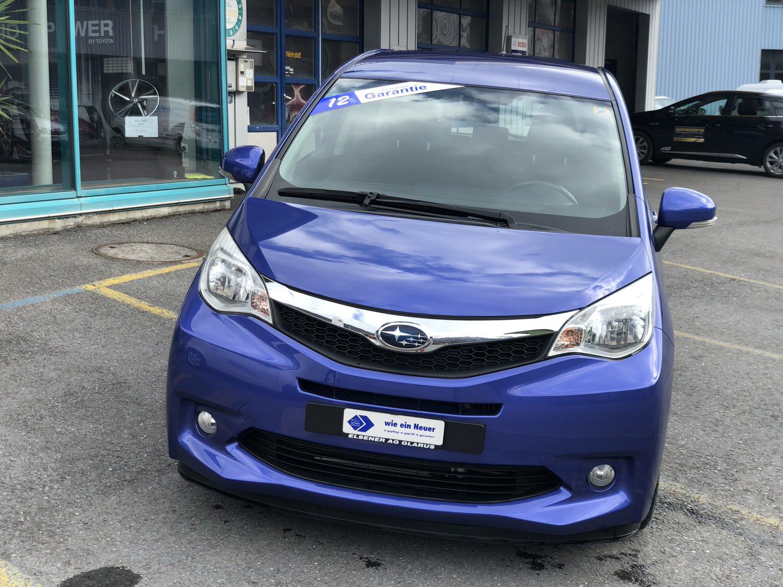 Subaru Trezia 4
