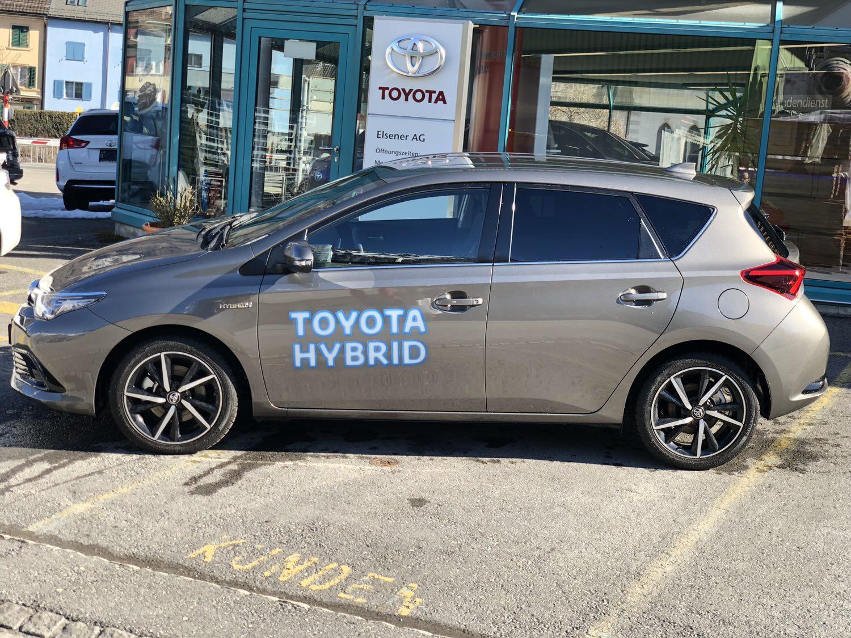 Toyota Auris Vorfuehrwagen 5