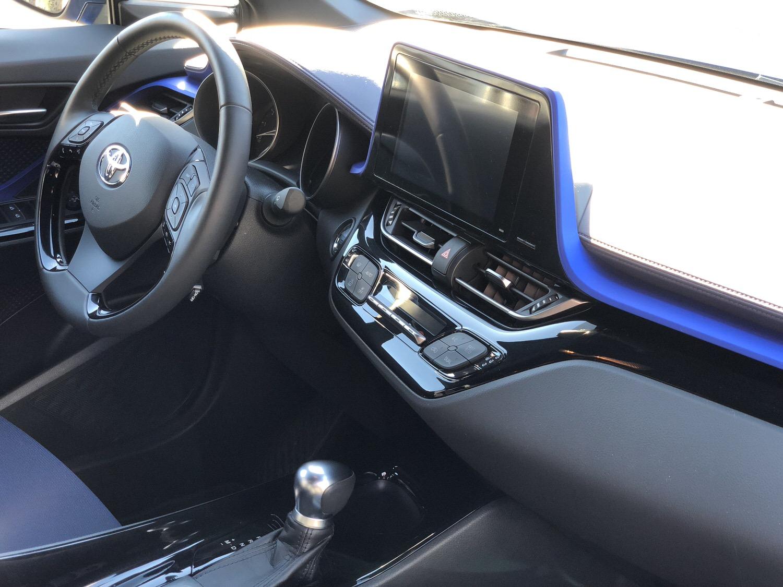 Toyota C-HR Comfort 1