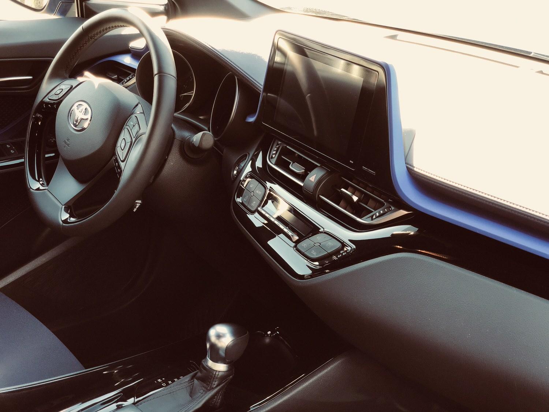 Toyota C-HR Vorfuehrwagen 1