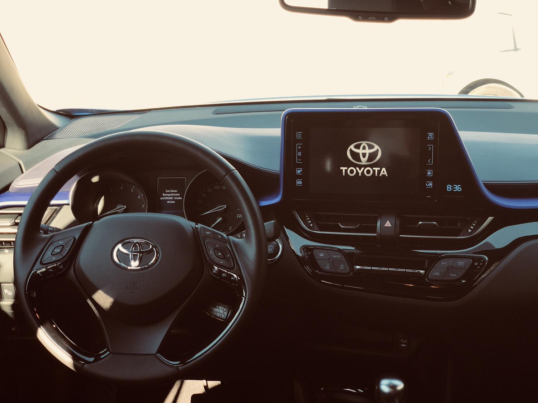 Toyota C-HR Vorfuehrwagen 8