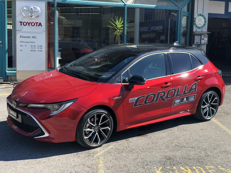 Toyota Corolla neu 1
