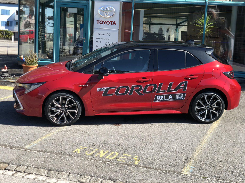 Toyota Corolla neu 3