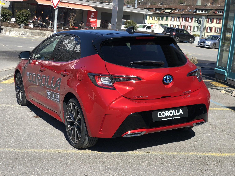 Toyota Corolla neu 4