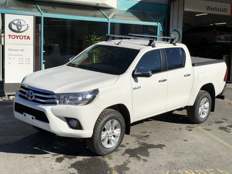 Toyota Hilux Sol 2