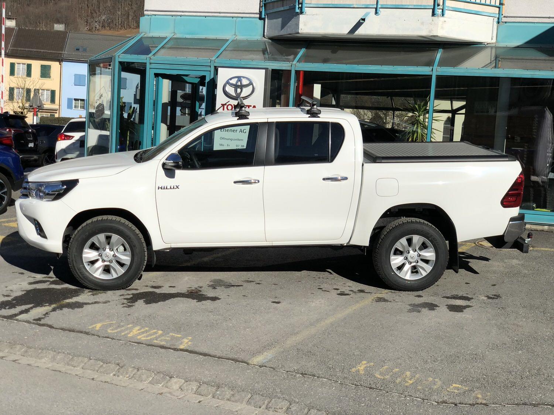 Toyota Hilux Sol 3