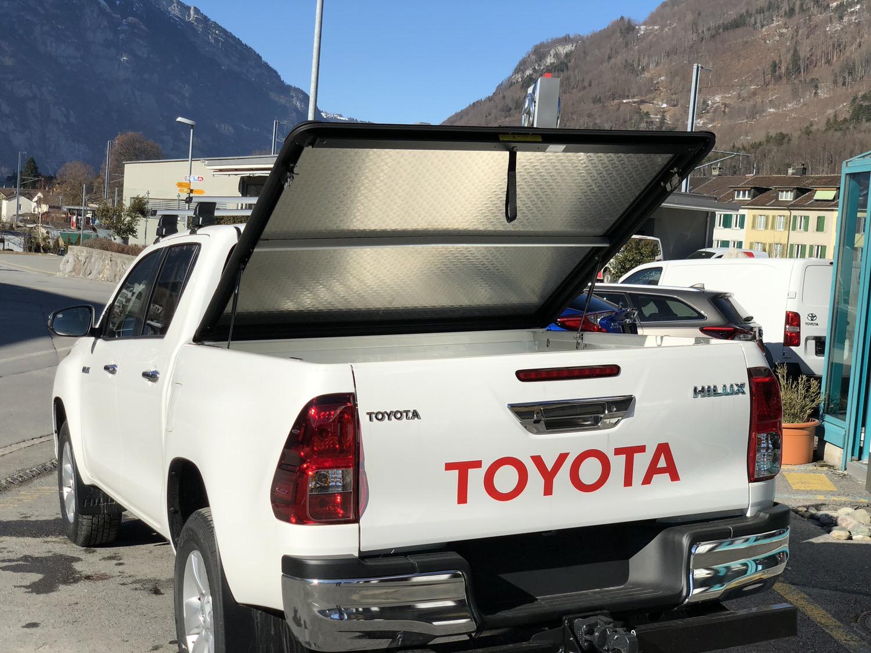 Toyota Hilux Sol 7