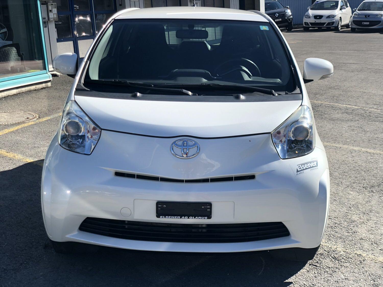Toyota IQ 3