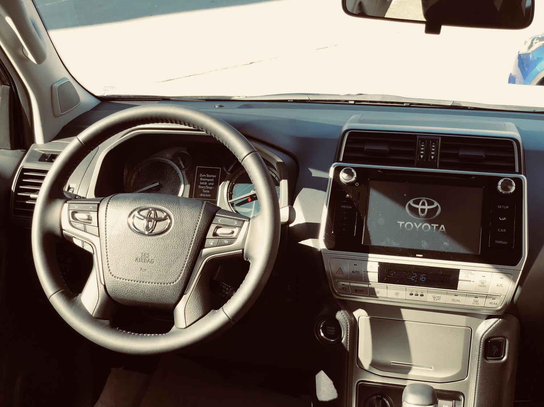 Toyota Landcruiser Comfort 3