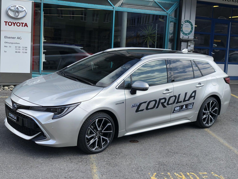 Toyota Corolla TS 2