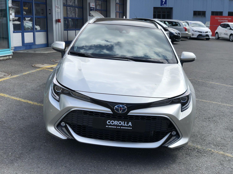 Toyota Corolla TS 4
