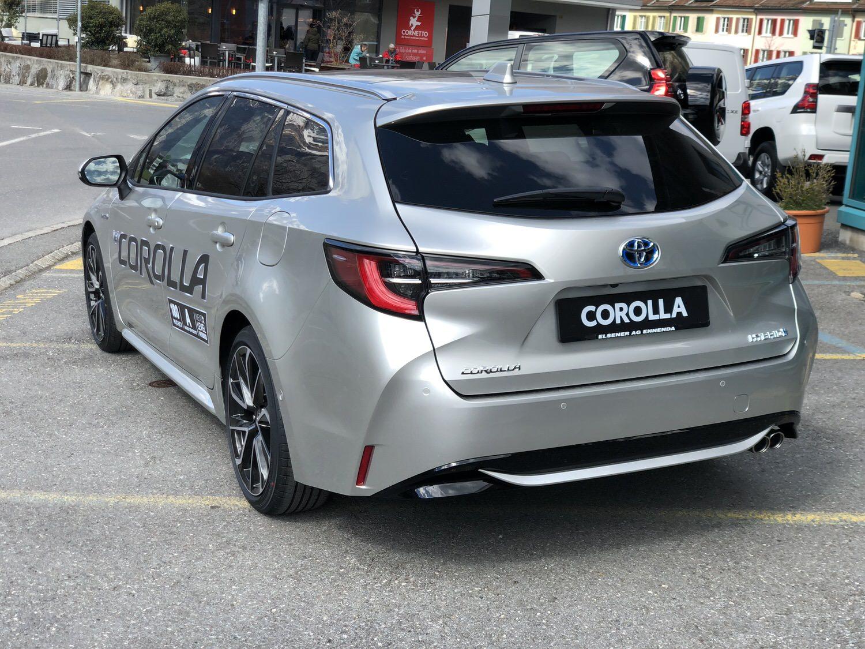 Toyota Corolla TS 5