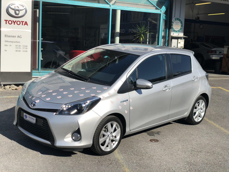 Toyota Yaris HSD 2