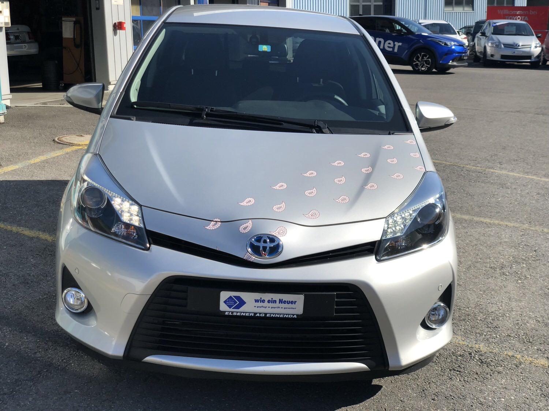 Toyota Yaris HSD 3