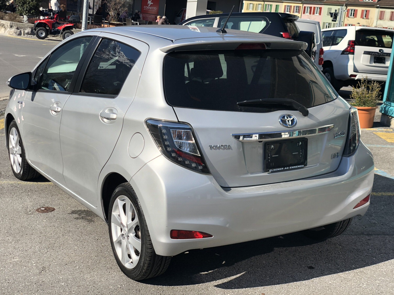 Toyota Yaris HSD 5