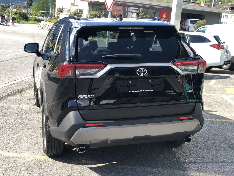 Toyota RAV Demo 1