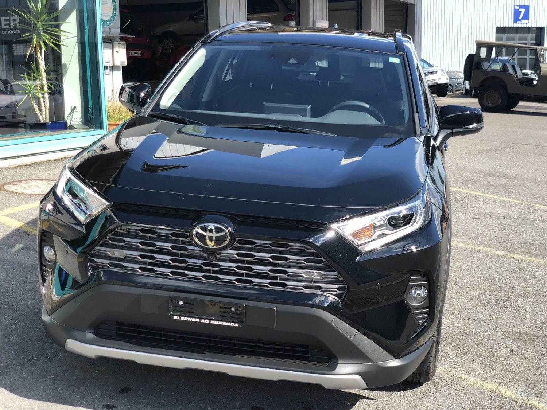 Toyota RAV Demo 2
