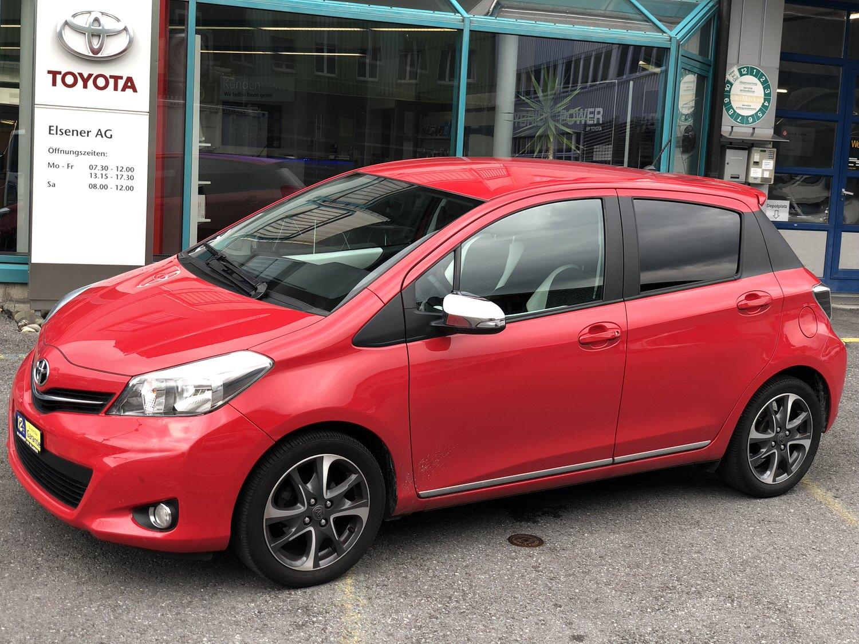 Toyota Yaris 1.33 2
