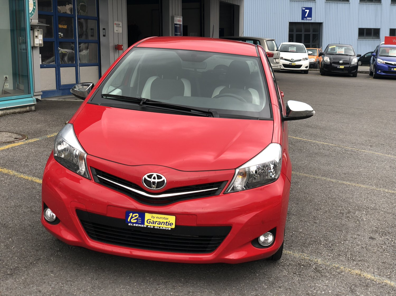 Toyota Yaris 1.33 3