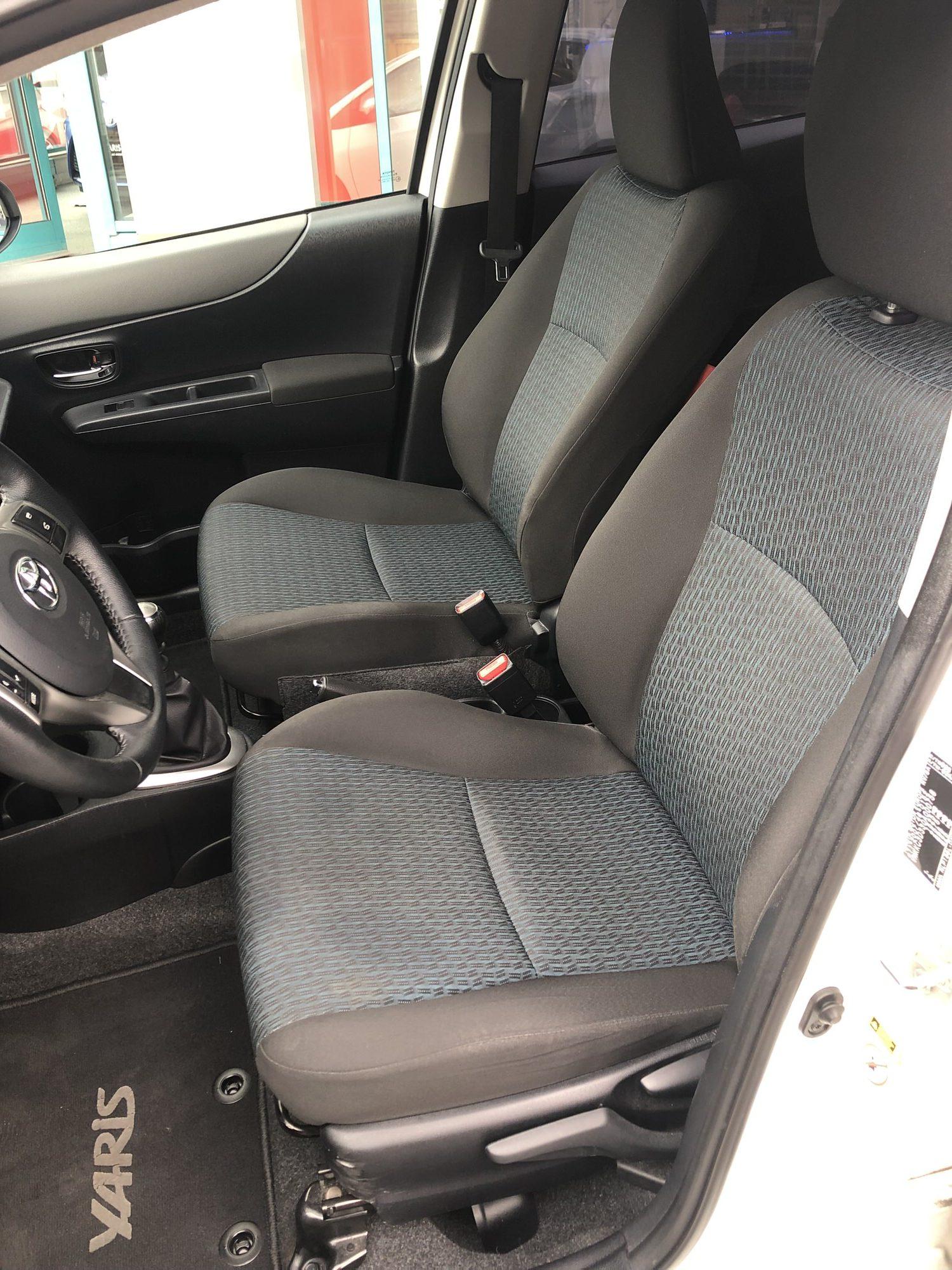 Toyota Yaris 1.4 D 1
