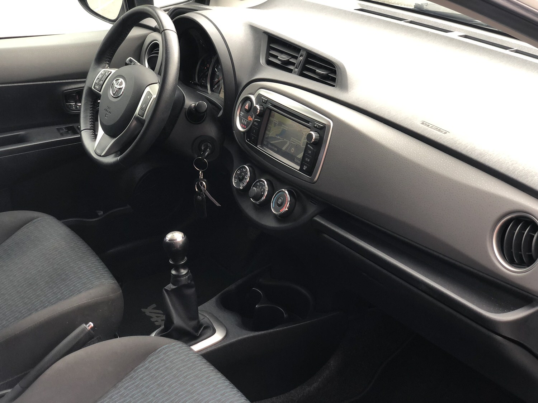 Toyota Yaris 1.4 D 7