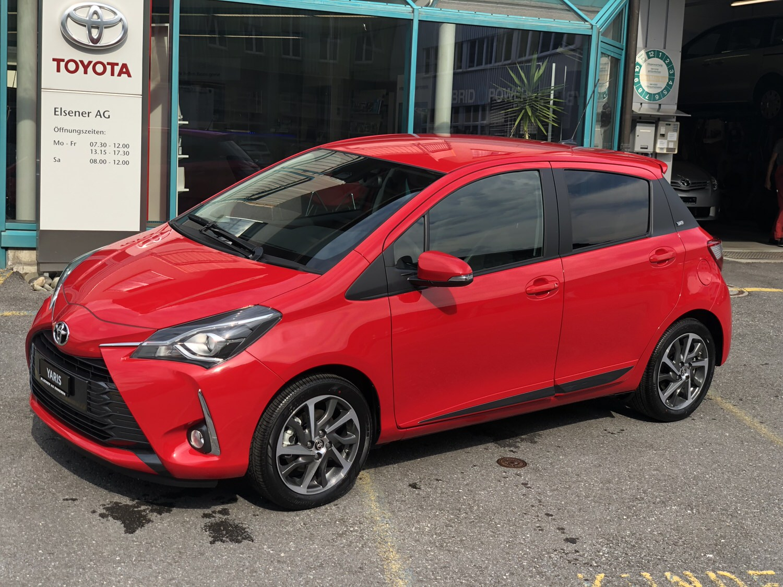 Toyota Yaris Trend 2