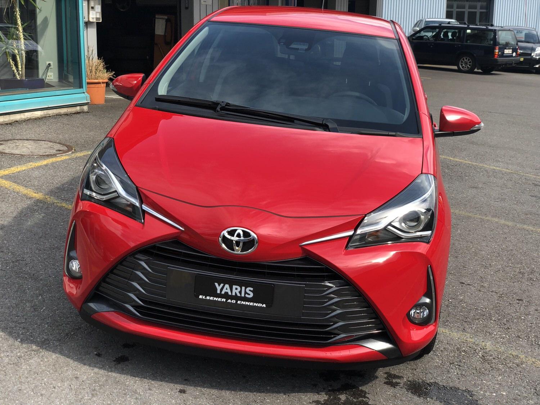 Toyota Yaris Trend 3