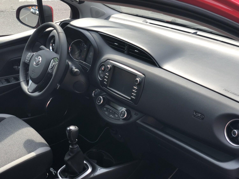 Toyota Yaris Trend 7