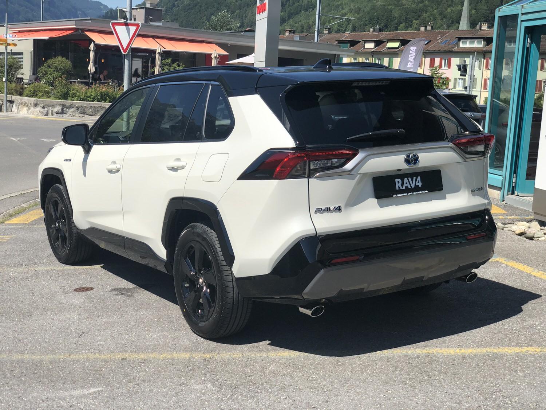 Toyota RAV4 HSD Style 5
